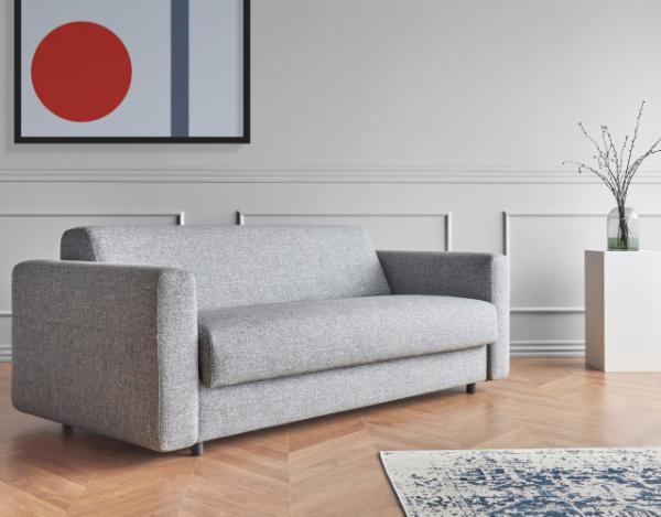 Killian 160 King Size Sofa Bed, Sofa Bed Comfortable Mattress